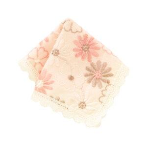 トッカ ミニガーゼハンカチ 1401 ピンク 【楽ギフ_包装】