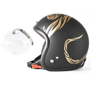 72JAM デザイナーズジェットヘルメット [JJ-26] 開閉シールド付き [JCBN-01]NATURAL LAW ナチュラルロー ブラック [ブラックベース マット仕上げ]FREEサイズ(57-60cm未満) メンズ レディース 兼用品 SG規格