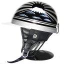 コルク ヘルメット ドリーム カスタムコルク半 ハーフヘルメット ツバ付き [富士日章/ブラックメタル]FREEサイズ(59-6…