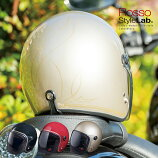 バイク用/レディース/ジェットヘルメット/シールド付き/バイク/オートバイ/オシャレ/かわいい/女性用/レディースバイカー/ガールズバイカー/ロッソ/ROSSO/ROH-506