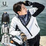 urbanism/アーバニズム/UNJ-090/バイク用/春夏/メンズ/アーバンライド/メッシュジャケット/脱着式防風インナー付き/プロテクター付き/バイク/オートバイ/自転車/アウトドア/オシャレ/男性用