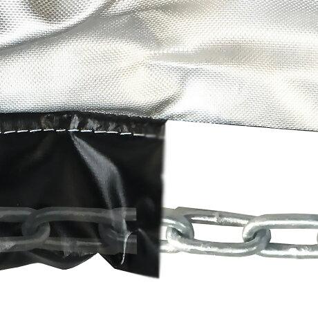 LEAD/リード/BZ955A/バイクカバー/バイク用カバー/チェーン付き/全長216-235cm/鍵穴付き/盗難防止/防風/防埃/防雨/防雪