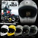 DAMMTRAX(ダムトラックス) BLASTER -改 ブラスター改 フルフェイスヘルメット 5カラー/2サイズ(M、L) バイク フルフェイス ヘルメット ...