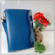 こだわりの手縫人気のA5サイズ国産本革システム手帳リフィル付10点セットとミンクオイル付き