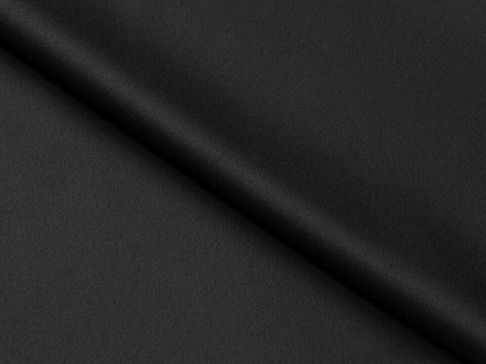 高級スエード 伸縮性【黒〜ダークグレー】(アウトレット)