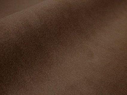 ※難あり※東レ エクセーヌ アルカンターラ【ココアブラウン】135×20cm [ECS-COBR C20-N]