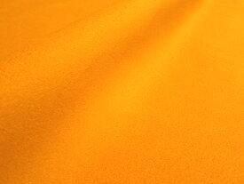 東レ エクセーヌ(アルカンターラ)人工皮革 スエード生地【イエローオレンジ】[ECS-YELORG]