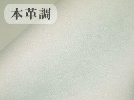 東レ エクセーヌ(アルカンターラ)人工皮革 レザー調生地【ホワイトグレー 銀面調】(アウトレット)[ECS-WHGRY-KN]