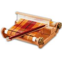 【送料無料】ハマナカオリヴィエリラ40織・美・絵木製