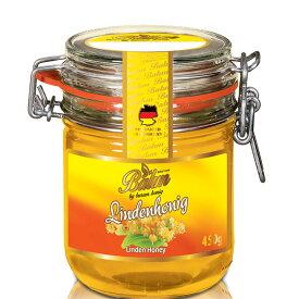 バリム リンデンハニー 450g ドイツ産 菩提樹はちみつ 450g シナの木 Balim(バリム)ハニー はちみつ ハチミツ 蜂蜜 リンデンハニー【HLS_DU】【RCP】