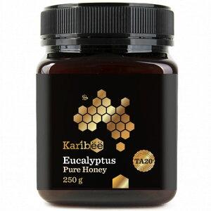 ユーカリハニー TA20+ 250g Karibee キャリビー ユーカリハニー オーストラリア産 天然蜂蜜 はちみつ ハチミツ eucalyptus honey[HLS_DU][RCP]