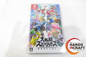 【中古美品】Nintendo Switch 大乱闘スマッシュブラザーズ SPECIAL スイッチソフト 送料無料【中古】202001