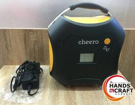 【中古】cheero CHE-090 Energy Carry 500Wh ポータブル電源【店頭展示品】