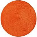 プレースマット テーブル / プレイスマット ラウンド オレンジ テーブルマット ランチョンマット ランチマット 869163…
