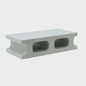 スチロールブロック / 発泡スチロール ブロック K-ブロック 小 グレー サイズ:260×127×67mm 【mono】 6195512 送料別 通常配送 / レンガ レンガブロック