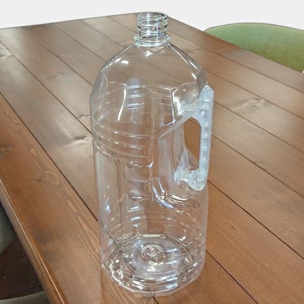 空ペットボトル大型 焼酎ボトル5L キャップなし (5717485)  取寄せ商品 送料別 通常配送
