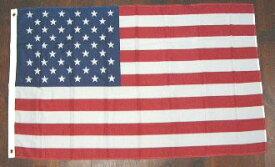 国旗 アメリカ 中サイズ 60cm×90cm (6662234)送料別 通常配送