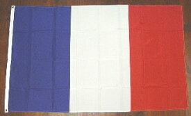 国旗 フランス 中サイズ 60cm×90cm (6662323)送料別 通常配送