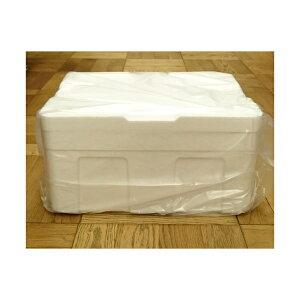 発泡スチロール クーラーボックス / 発泡スチロール容器 T-20 約14L 2375494 取寄せ商品 送料別 通常配送 / 箱 保冷ボックス 発泡ケース