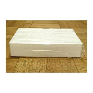 発泡スチロール 薄型 クールボックス / 発泡スチロール容器 H-03K 約5L 2375443 取寄せ商品 送料別 通常配送 / 箱 保冷 保冷ボックス 発泡ケース
