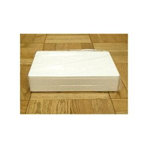 発泡スチロール 薄型 クールボックス / 発泡スチロール容器 T-H-B 約3L 2368137 取寄せ商品 送料別 通常配送 / 箱 保冷 保冷ボックス 発泡ケース