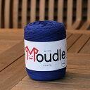 Yachiyo Moudle ムードル 編み糸 Tシャツヤーン md−115 マリンブルー (9255702)【送料別】【送料区分A】【返品不可】