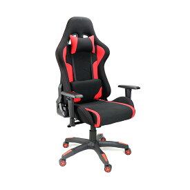 ゲーミングチェア 一年保証 ゲーミング オフィスチェア デスクチェア パソコンチェア リクライニング チェアー PCチェア PC椅子 一人用 ハイバック キャスター 肘付 腰痛 高反発 長時間 楽 疲れにくい おしゃれ ビジネス