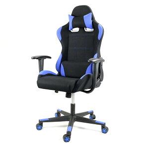 【期間限定 最大1000円クーポン発行中】ゲーミングチェア 一年保証 ゲーミング オフィスチェア デスクチェア パソコンチェア リクライニング チェアー PCチェア PC椅子 一人用 ハイバック キ