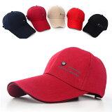 帽子キャップメンズ男女兼用スポーツアウトドアベースボールワークキャップメッシュ夏50代アウトドア釣りサイズ調節可能