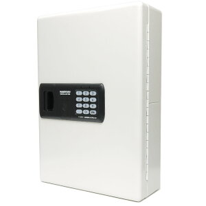 キーボックス 暗証番号 48本吊 壁掛け テンキー キーレス 暗証番号タイプ 非常解錠キー付 電池式 インテリア セキュリティー セキュリティ Pマーク テンキー 販売店 プッシュ式 鍵 収納 オフ