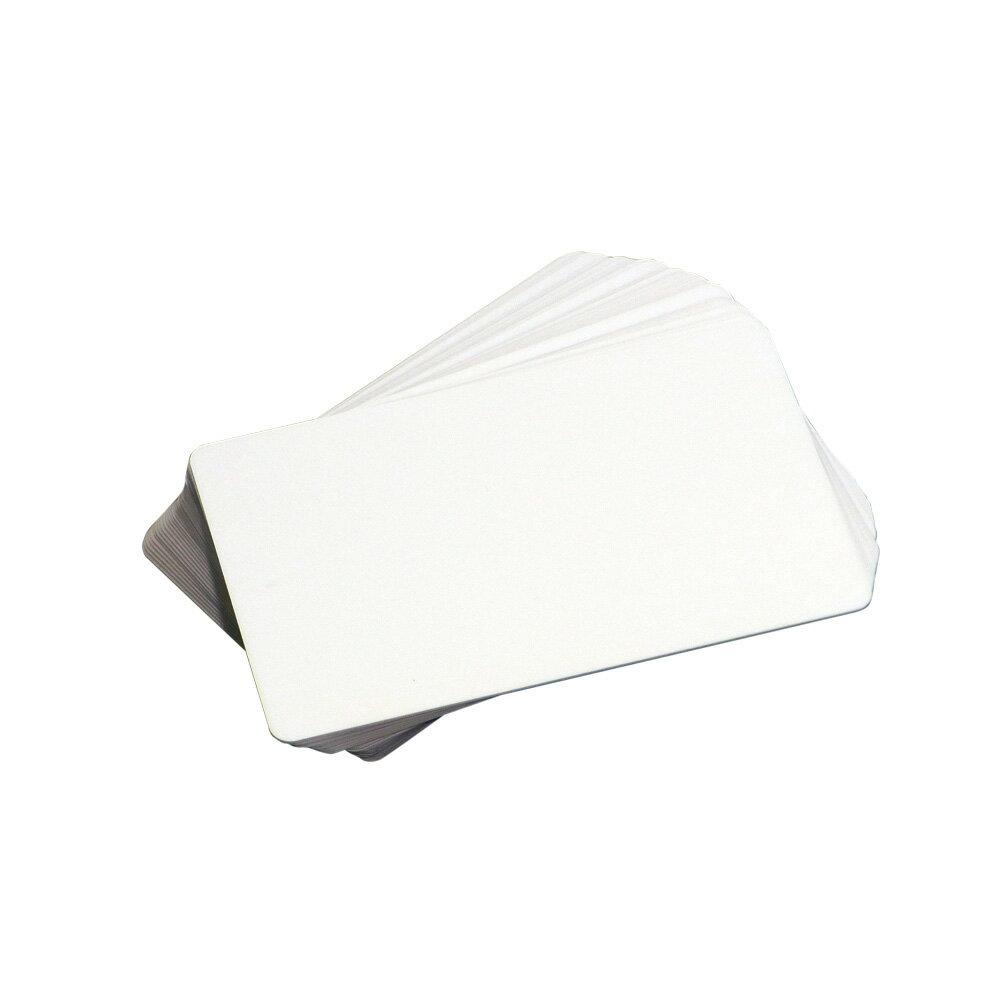 【IDJ-E01】プラスチックカードパック 40枚入 IDカード作成・診察券・会員証作成