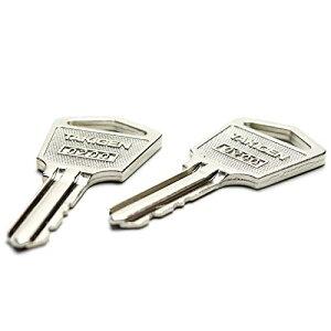タキゲン(TAKIGEN)0200 スペアキー 合鍵 純正品 2本セット
