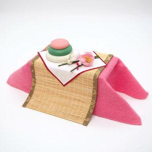 丸餅飾り かわいい雛道具 和小物 ディスプレイ 単品販売 雛飾り 和風 インテリア