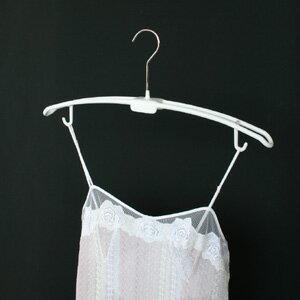 ハンガーウェディングドレスSH-20白プロ仕様すべらないホワイトウエディングドレスすべり止めコーティング付きフックが抜けない丈夫なつくりで重量のあるドレスに最適日本製