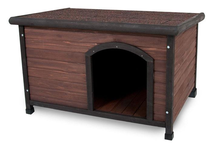 ※2月下旬入荷予定です※【PETMATE】アメリカで人気のペットメーカー!ペットメイト社ドッグハウス Aspen Pet Ruff Hauz Off Set Door ドッグハウスM【大型犬 犬小屋 ハウス お出かけ】