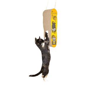 【ImperialCat】インペリアルキャット猫用爪とぎ ハンギングチーズ  アメリカ製 【猫タワー 爪とぎ プレイボックス ネコタワー ネコトイレ ねこカフェ 猫カフェ ネコノミクス】