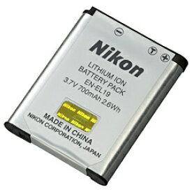送料無料 Nikon ニコン EN-EL19 純正 Li-ionリチャージャブルバッテリー