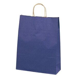 手提げバッグ マリン 大 50-5307 | バッグ bag 紙バッグ 紙袋 手提げ袋 マチあり プレゼント ギフト 包装 梱包 誕生日 ギフト シンプル かわいい おしゃれ アクセサリー 小物 レジ 袋 雑貨 店舗