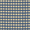 A checked pattern wrapping paper (nostalgic check blue) [prosperity studio]