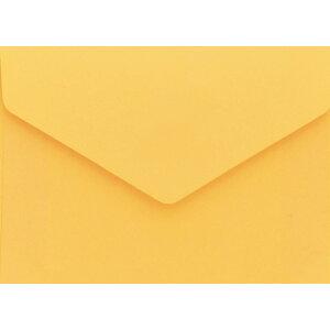 【ゆうパケット対応】メッセージカード袋 オレンジ 16-942 | ラッピング 手紙 メッセージ カード 抜き型 グリーティングカード 文房具 プレゼント お祝い 誕生日 ウェディング 結婚 父の日 母