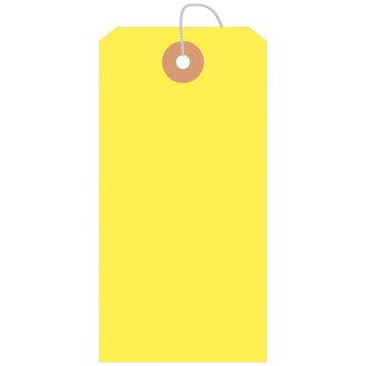 供應品彩色標簽大黄洞縱向120mm×旁邊60mm 1000張裝(*20束50張帶)25-144鷹印花產品SASAGAWA