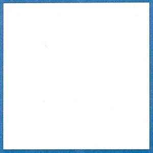 敷紙 青枠 並口 7号 26-2027 | お菓子 洋菓子 和菓子 紙 茶菓子 和紙 お料理 料理 枠 縁取り 敷き紙 ギフト マナー 四角 正方形 スクエア 贈答品 贈答 ササガワ(タカ印) 法事 仏 お供え お茶 茶