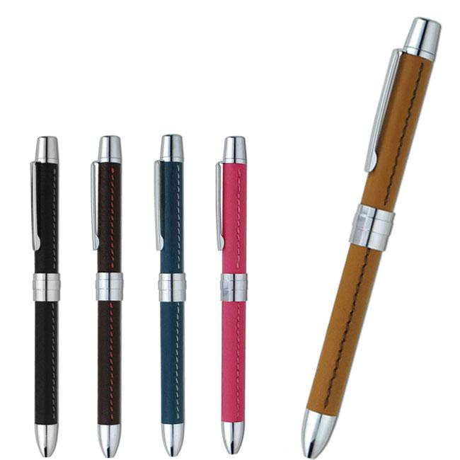 【セーラー万年筆】レフィーノL 黒赤ボールペン+0.5mmシャープ【送料無料】16-0319-2