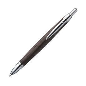 【三菱uni】ピュアモルト オークウッド・プレミアムエディション ウィスキー樽から作った0.7mm2色ボールペン+0.5mmシャープ【送料無料】