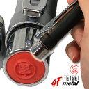 訂正印 ネームペン スタンペン4FTメタル metal 訂正印 高級ネームペン 赤 黒ボールペン シャーペン | [送料無料] 修正印 印鑑 ナース 印鑑付きボールペン ハンコ ハンコ付きボールペン