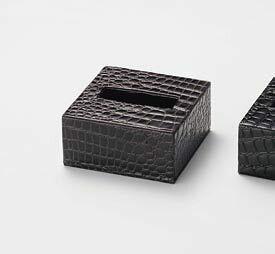 【最大1000円OFFクーポン発行中】えいむ Aim 客室用品 アメニティトレイ&ボックス マグネット式ティッシュボックス TC-83