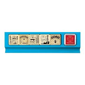 ビバリー ドラえもん せんせいスタンプ (木製ゴム印) SDH-114/先生 スタンプ/教師用 スタンプセット[スタンプ セット/キャラクター グッズ/イラスト/文具/文房具 かわいい/可愛い/ごほうび印/はんこ/ハンコ/判子]