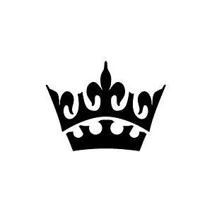 ゴム印/イラストスタンプ 8×8mm【ティアラ】D-001[スタンプ/はんこ/判子/ハンコ/ワンポイント 定型 イラスト/かわいい/可愛い/おしゃれ]【メール便配送対応商品】