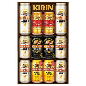 【お中元のし付】キリン 一番搾り4種飲み比べセットK-IPCF3