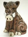 イノシシ 2007陶器 置物 動物 イノシシ いのしし 猪 干支 十二支 亥 インテリア オブジェ おしゃれ かわいい 雑貨 贈り物 プレゼント …
